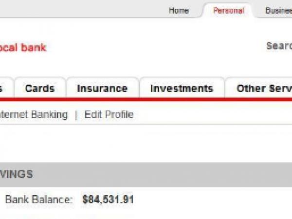 hacked bank account 2
